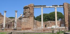 Terme Ostia antica