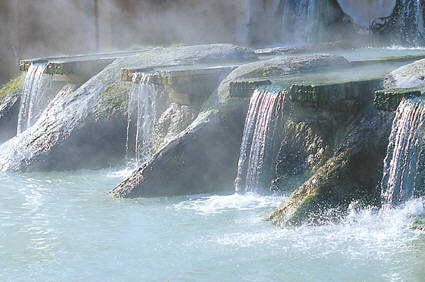 Turismo terme terme del lazio - Suio terme piscine ...
