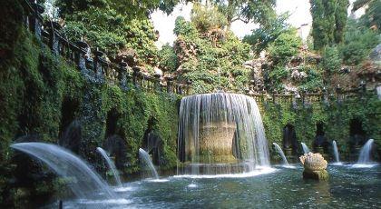 Thermal baths terme del lazio - Bagni di tivoli roma ...